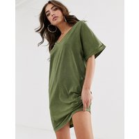 G-star Joosa Organic Cotton V-neck T-shirt Dress