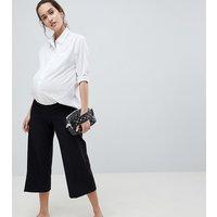 Culottes con lazada en la cintura Mix & Match de ASOS DESIGN Maternity