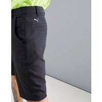 Puma Golf Pounce Shorts In Black 57232401 - Black