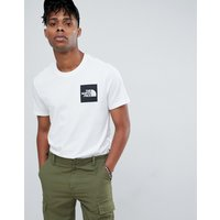The North Face - The North Face - Fine - T-shirt - Blanc - Blanc