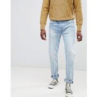 Levi's Original 501 Straight Fit Jeans Faux Hawk - Fauxhawk