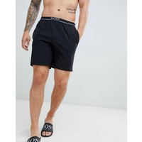Boss Lounge Shorts With Contrast Waistband