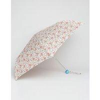 Cath Kidston Minilite 2 Squirrels Ivory Umbrella - L768