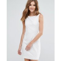 LavandLavand Sleeveless Shift Dress With Pocket Detail - W
