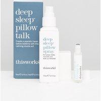 This Works Deep Sleep Pillow Talk - Pillow talk