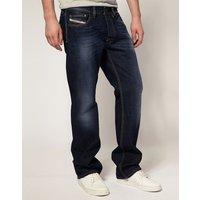 Diesel Larkee 74W Straight Jeans - 74w blue