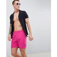 Henri Lloyd Brixham Swim Shorts In Pink - Pink