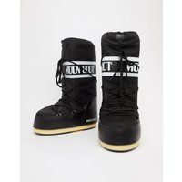 Moon Boot classic snow boots in black - Black