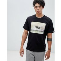 Cheap Monday Screen Error T-Shirt - Black