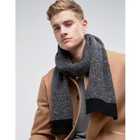 Ted Baker Oaks Donegal Scarf - Grey