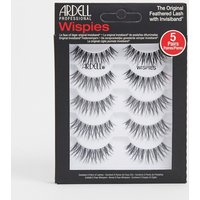 Ardell Lashes Multipack Wispies x5 - Black