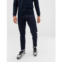 Emporio Armani J06 slim fit dark wash jeans - Blue