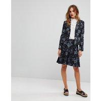 Falda floral de conjunto Pericle de Max&Co