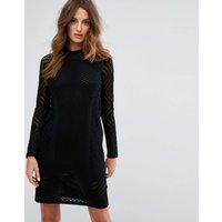 M MissoniM Missoni Sheer Knit Evening Dress - 0no black