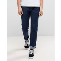 Levi's Jeans 501 Straight Fit One Wash - Blue