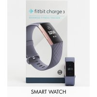 Fitbit Charge 3 smart watch in grey - Grey