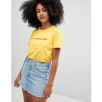 Adolescent Clothing born to be mild t-shirt