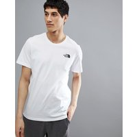 The North Face - The North Face - Simple Dome - T-shirt - Blanc - Blanc