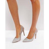 Zapatos de tacón con diseño sombreado en punta PASSION de ASOS