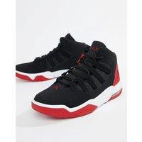 Nike Jordan Max Aura Trainers In Black AQ9084-023 - Black