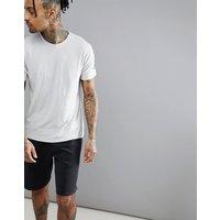 Adidas Training Freelift Chill T-shirt In Beige Ce0824 - Beige