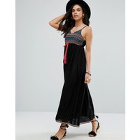 RagaRaga Morro Bay Maxi Dress - Black