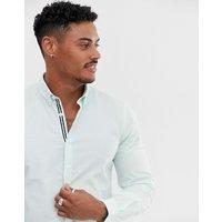 River Island oxford shirt in mint - Green