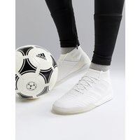 Adidas Football Ace Tango 18.3 Training Trainers In White Cm7703 - White