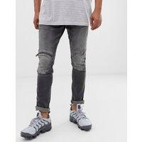 G-star 5620 3d Zip Knee Skinny Jeans