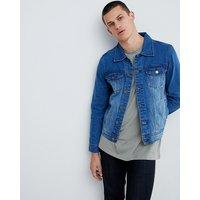 LDN DNM Jacket in Midwash Indigo - Blue