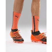 Puma Football Future 2.3 Netfit Firm Ground Boots In Orange 104832-02 - Orange