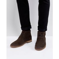Superdry Trenton Chukka Boot In Brown - A49