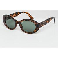 Aj Morgan Cat Eye Sunglasses In Tort - Tort