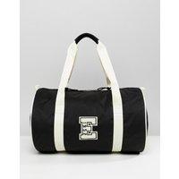Eastpak Renana New Era Black Duffle Bag - Black