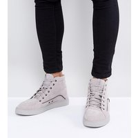 Diesel Vipe Hi Top Trainers - Grey