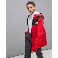 The North Face 1990 Mountain Q Jacket In Red - Tnf Red