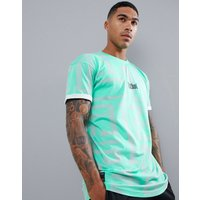 Puma Football Premium Casuals Graphic T-shirt In Mint - Green