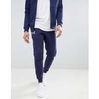 Under Armour Rival Cotton Jogger In Navy 1269881-410 - Navy