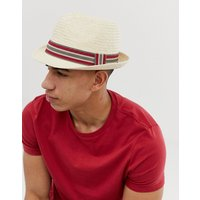 Barbour Whitby Trilby In Beige - Natural
