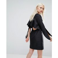 N12HN12H Chica Shift Dress - Black