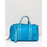 Calvin Klein Fluid Duffle Bag - Blue