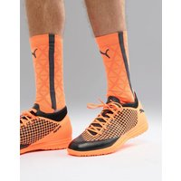 Puma Football Future 2.4 Astro Turf Boots In Orange 104841-02 - Orange