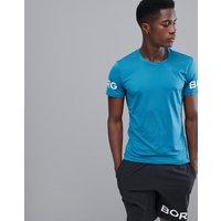 Bjorn Borg Performance T-Shirt - Blue