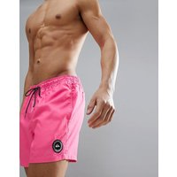 Quiksilver Everyday Volley 15 In Pink - Shocking Pink
