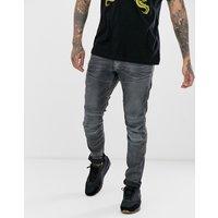 G-star Elwood Skinny Fit Jeans In Grey