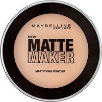 Maybelline Matte Maker Mattifying Powder - Nude beige