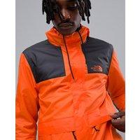 The North Face 1985 Seasonal Celebration Mountain Jacket In Orange - Orange