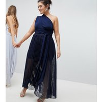 Coast Curve Corwin multi tie maxi dress