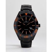 Accurist 7224 Bracelet Watch In Black - Black