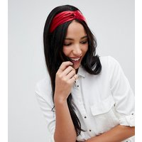 Accessorize Red Hair Band - Red